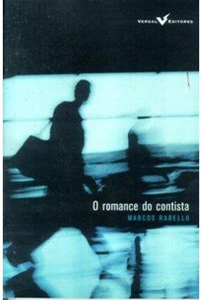 O Romance do Contista - Rabello,Marcos pdf epub