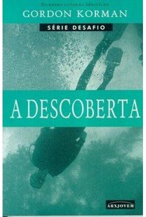 A Descoberta - Série Desafio - Korman,Gordon pdf epub