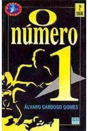 O Numero 1 - Col. Veredas - Gomes,Alvaro Cardoso pdf epub