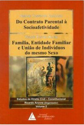 Estudos de Direito Civil - Constitucional - Vol. 2 - Aronne,Ricardo pdf epub