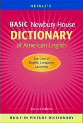 Heinle's Basic Newbury House Dictionary of American English - Rideout,Philip M. pdf epub