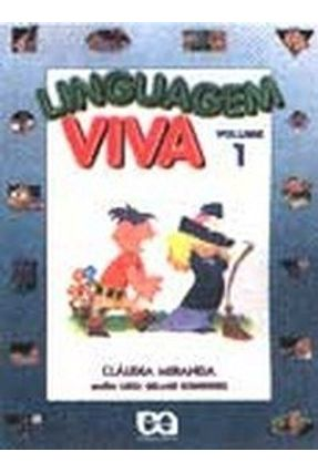 Linguagem Viva Vol. 1 - Miranda,Claudia   Hoshan.org