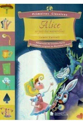 Alice no País das Maravilhas - Col. Primeiros Clássicos - Carroll,Lewis pdf epub