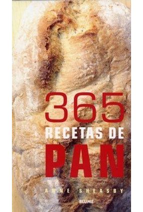 365 Recetas De Pan - Sheasby,Anne pdf epub
