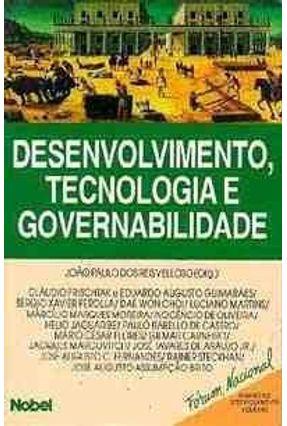 Desenvolvimento; Tecnologia e Governabilidade - Velloso, Joao Paulo dos Reis | Hoshan.org