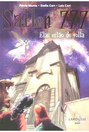 Sallen 777 - Elas Estão de Volta - Muniz,Flavia Ribeiro,Lais Carr Carr,Stella pdf epub