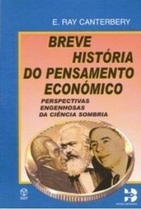 Breve História do Pensamento Económico - Canterbery,E. Ray   Hoshan.org