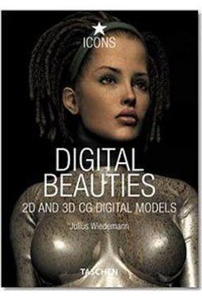 Digital Beauties - 2d And 3d Cg Digital Models - Icons - Wiedemann,Julius   Hoshan.org