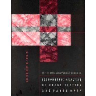 Solutions Manual and Supplementary Materials for Econometric Analysis of Cross Section and Panel Dat