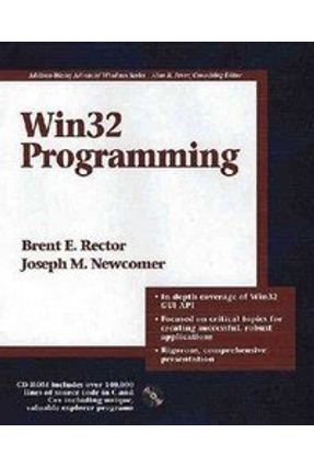 Win32 Programming - Newcomer,Joseph M. Rector,Brent E. | Hoshan.org