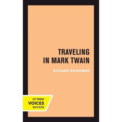 Traveling In Mark Twain