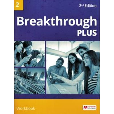 Breakthrough Plus 2Nd Student's Book & Wb Premium Pack-2
