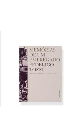 Memórias De Um Empregado - Tozzi,Federigo | Hoshan.org