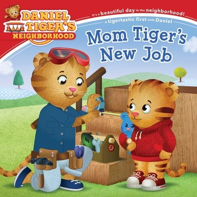 Mom Tiger's New Job