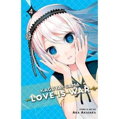 Kaguya-Sama: Love Is War, Vol. 4