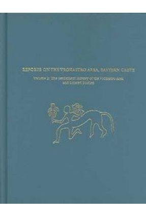 Reports on the Vrokastro Area, Eastern Crete - Dierckx,Heidi (CON) Moody,Jennifer (CON) Hayden,Barbara J. Stallsmith,Allaire B. (CON) Harrison,George W. M. (CON) Postma,George (CON) Rackham,Oliver (CON)   Nisrs.org