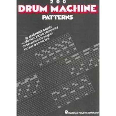 200 Drum Machine Patterns