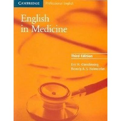 English In Medicine - Student's Book - 3Rd Edition