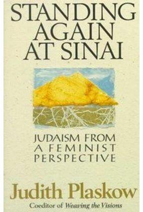 Standing Again At Sinai - Plaskow,Judith | Hoshan.org