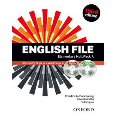 English File - Elementary A - Multipack  With Itutor And Ichecker - 3ª Ed.