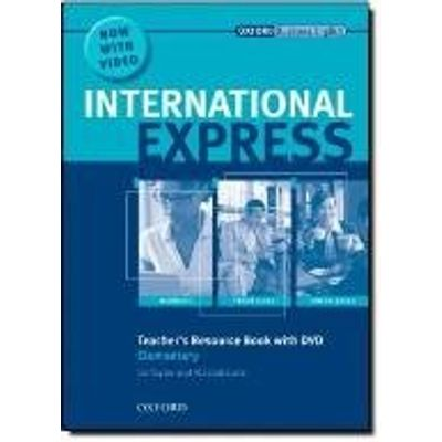 New International Express Elementary Interactive Teacher´s Resource Book