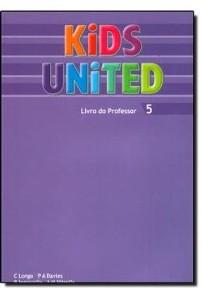 Kids United 5 - Livro do Professor