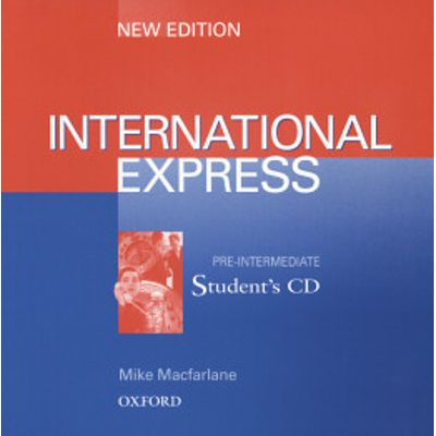 International Express Pre-Intermediate - Student´s Book Audio CD
