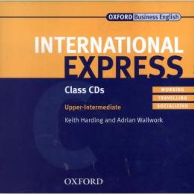 International Express New Edition Upper-int: Class CD