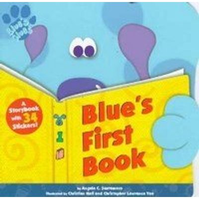 Blue's First Book
