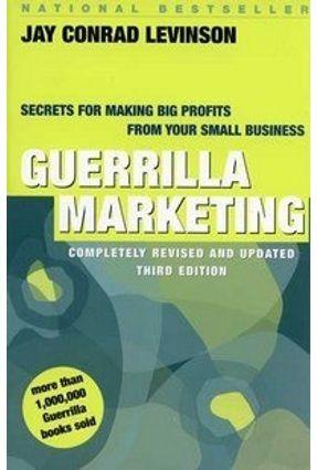 Guerrilla Marketing - Levinson,Jay Conrad   Nisrs.org