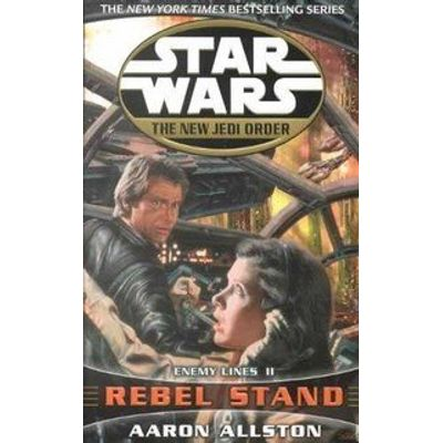 Rebel Stand - Star Wars  The New Jedi Order  - Enemy Lines II