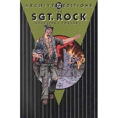 Sgt. Rock Archives