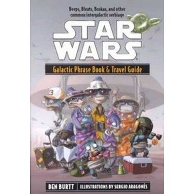 Star Wars - Galactic Phrase Book & Travel Guide