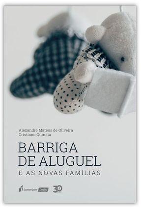 Barriga De Aluguel E As Novas Famílias - Oliveira,Alexandre Mateus de Quinaia,Cristiano | Hoshan.org