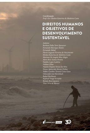Direitos Humanos e Objetivos De Desenvolvimento Sustentável - Hirdan Katarina De Medeiros Costa | Hoshan.org