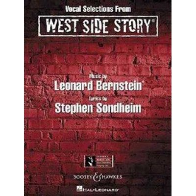 Vocal Selections from West Side Story