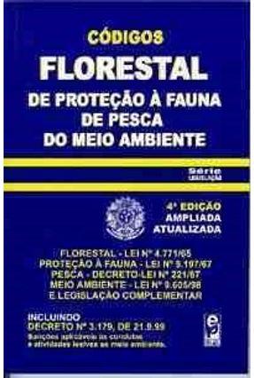 Codigos Florestal Protecao Fauna Pesca M Ambi - Vieira,Jair Lot | Tagrny.org