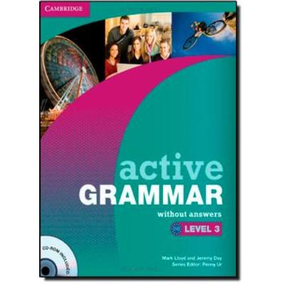 Active Grammar 3 - With Answers + CD-ROM