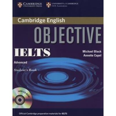 Objective Ielts Advanced - Student's Book With CD-ROM