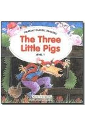 Three Little Pigs + Audio CD - Level 1