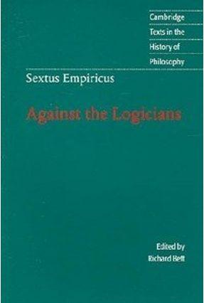 Sextus Empiricus - Bett,Richard | Nisrs.org
