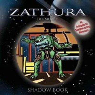Zathura the Movie Shadowbook