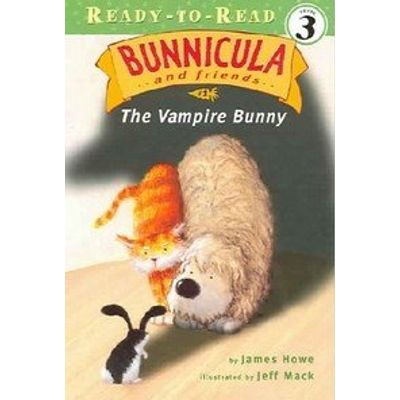 Bunnicula and Friends The Vampire Bunny