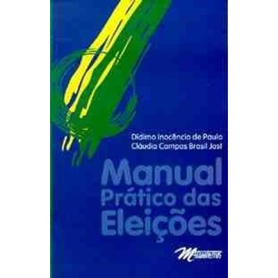 Manual Pratico das Eleicoes