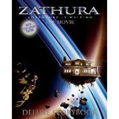 Zathura Deluxe Movie Storybook