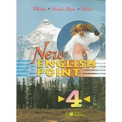 New English Point 4 - Ensino Fundamental
