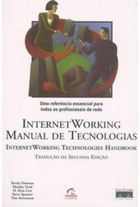 Internetworking Manual de Tecnologias - Ford,Marilee | Tagrny.org