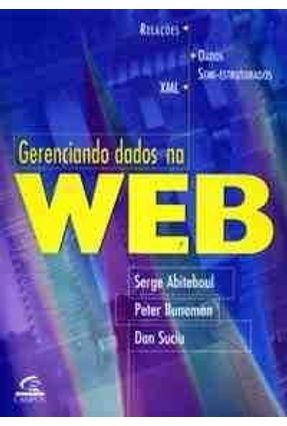 Gerenciando Dados na Web - Abiteboul,Serge | Nisrs.org