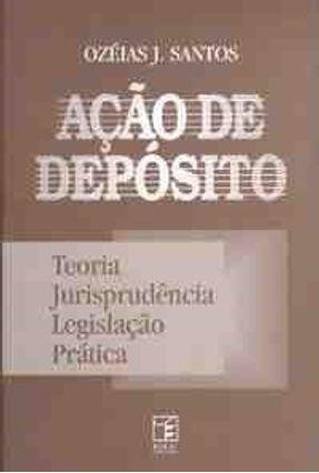 Acao de Deposito - Ozeias,Santos J.   Hoshan.org