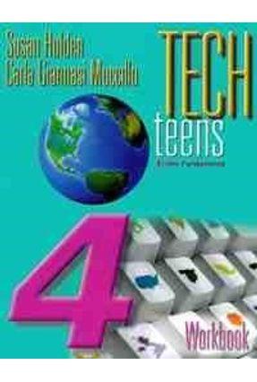 Tech Teens Workbook 4 - Holden,Susan pdf epub